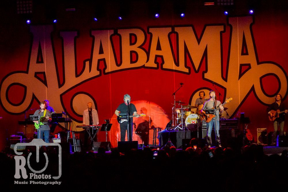 Alabama at Firekeepers Casino in Battle Creek, MI | Photo by John Reasoner