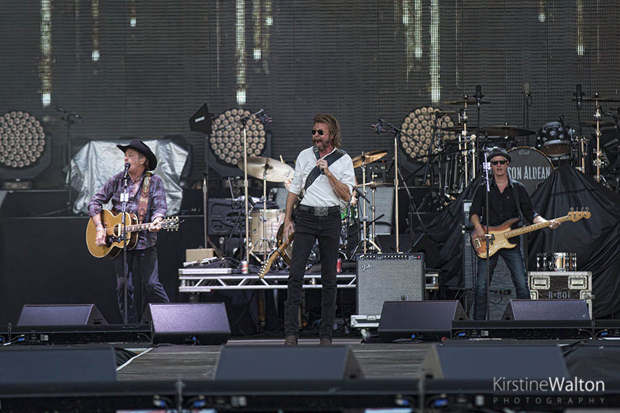 Brooks & Dunn @ Country LakeShake | Photo By Kirstine Walton