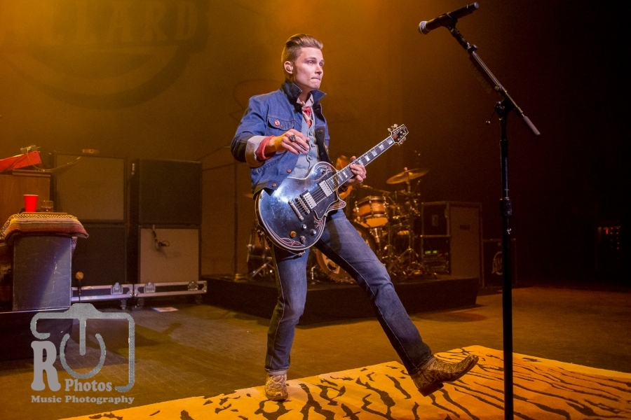 Frankie Ballard @ The Fillmore in Detroit, MI | Photo by John Reasoner
