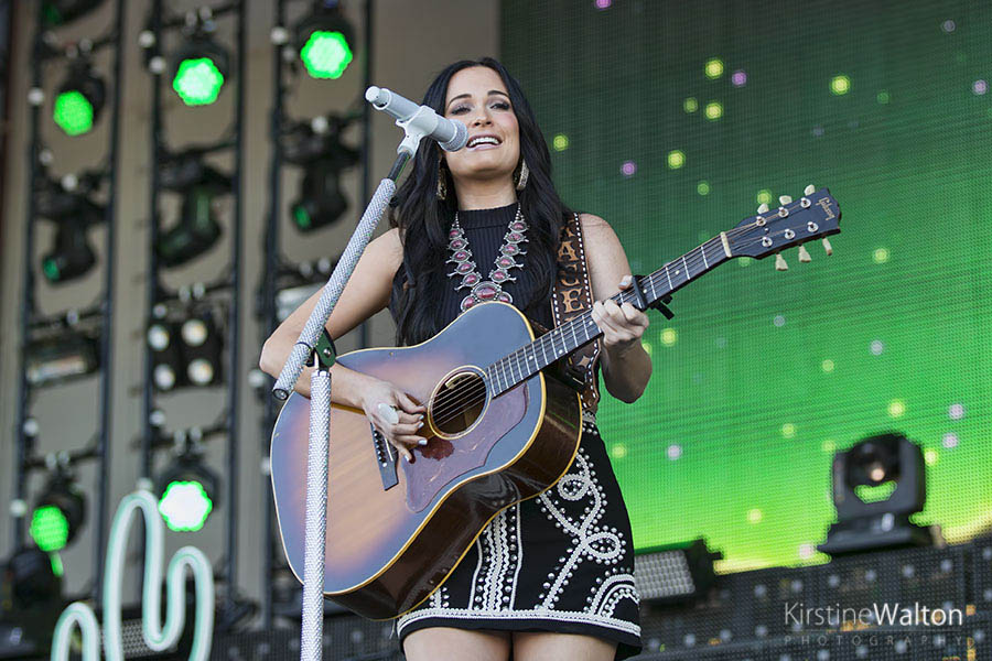 Kacey Musgraves @ Country LakeShake | Photo By Kirstine Walton