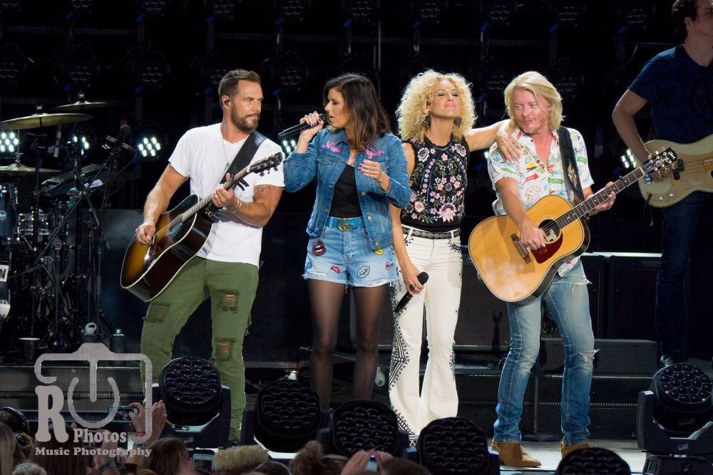Little Big Town at Klipsch Music Center in Noblesville, IN | Photo by John Reasoner