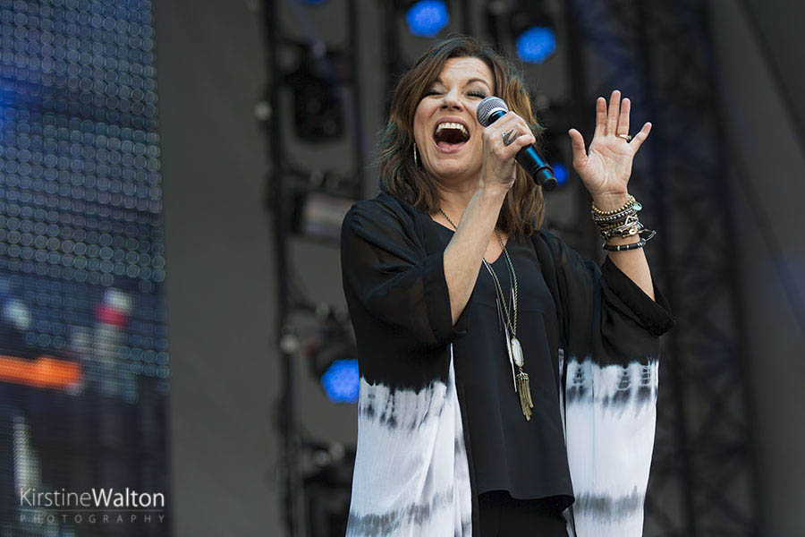 Martina McBride @ Country LakeShake | Photo By Kirstine Walton