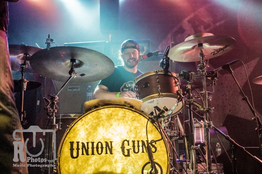 Union Guns @ The Intersection in Grand Rapids, MI | Photo by John Reasoner