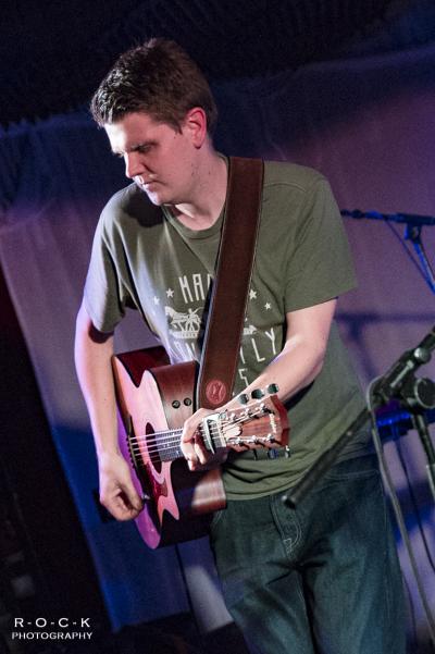 Acoustic Journey at Louisiana in Bristol, UK | Photo by Becky O'Grady