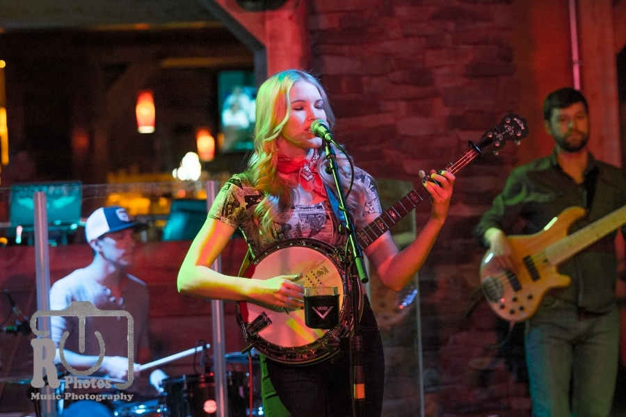 Ashley Campbell at Tequila Cowboy in Lansing, MI | Photo by John Reasoner