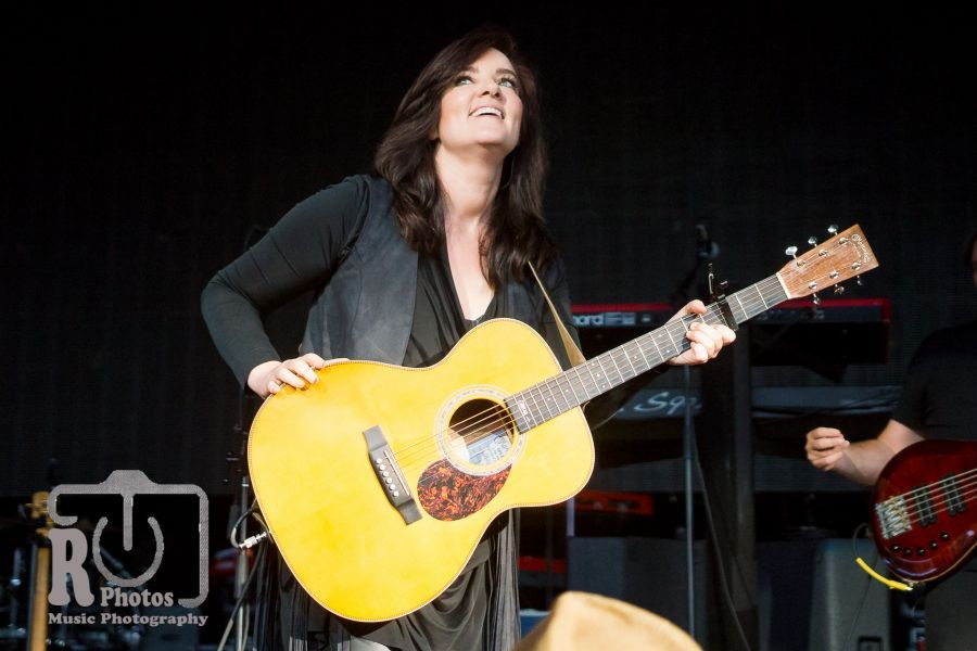Brandy Clark @ WYCD Hoedown | Photo by John Reasoner