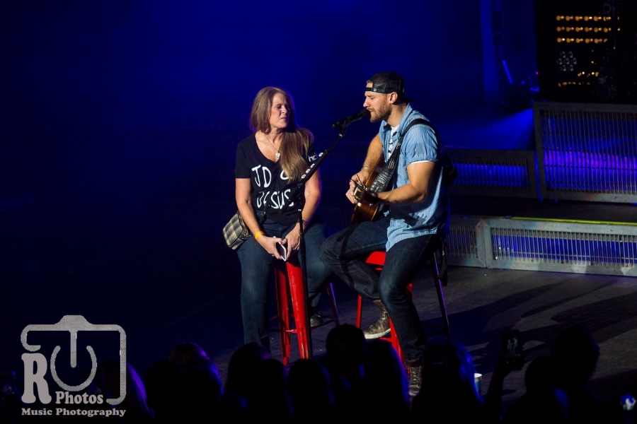 Chase Rice @ The Fillmore in Detroit, MI | Photo by John Reasoner