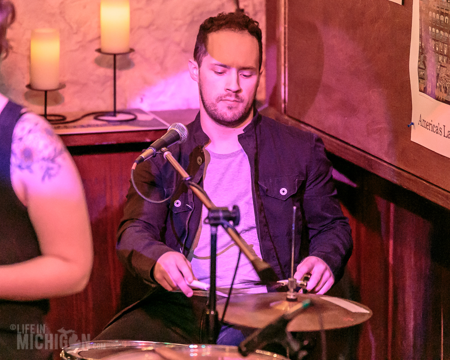 Chris DuPont @ Johnny's Speakeasy - Ann Arbor, MI - 20160102