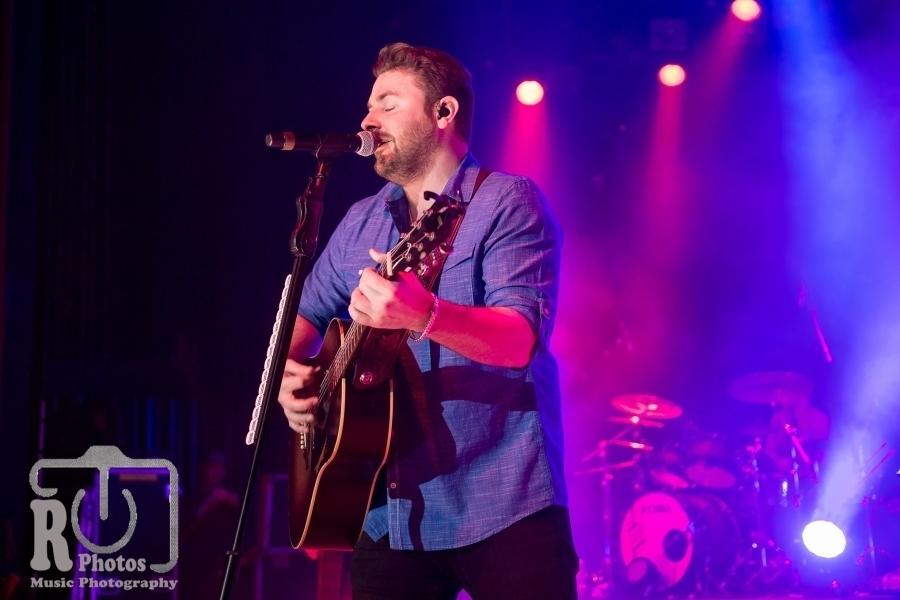 Chris Young @ Royal Oak Music Theatre Royal Oak, MI | Photo by John Reasoner