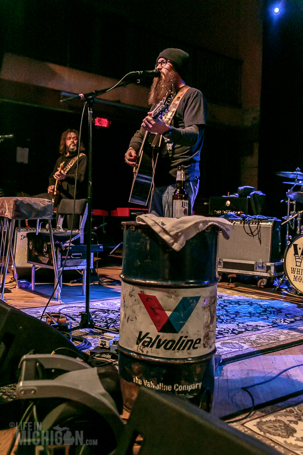 Cody Jinks - Interview and PreShow - @ Crofoot Ballroom - Pontiac, MI - 19-Feb-2016