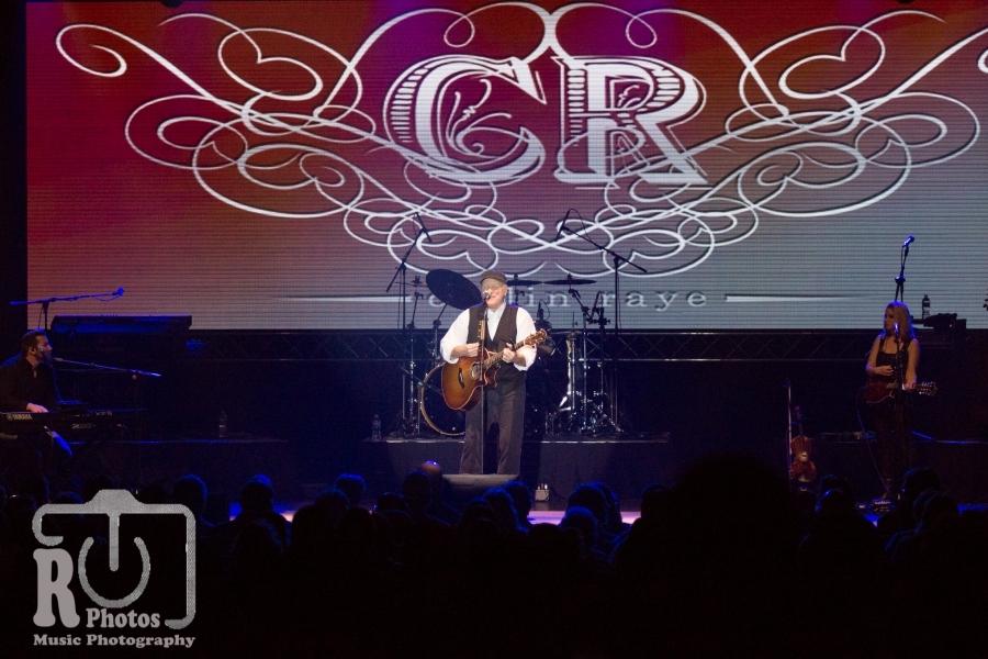 Collin Raye @ Soaring Eagle Casino Mount Pleasant MI | Photo By John Reasoner