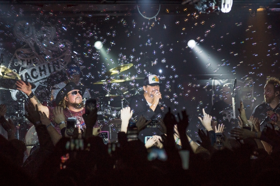 Colt Ford @ The Machine Shop in Flint, MI | Photo by John Reasoner