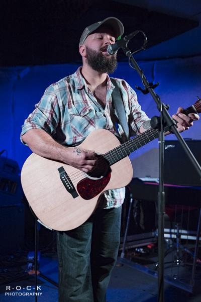 Darren Hodson at Louisiana in Bristol, UK | Photo by Becky O'Grady