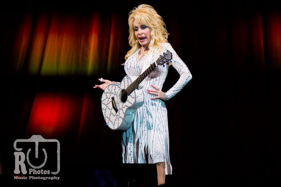 Dolly Parton @ Van Andel Arena in Grand Rapids, MI | Photo by John Reasoner