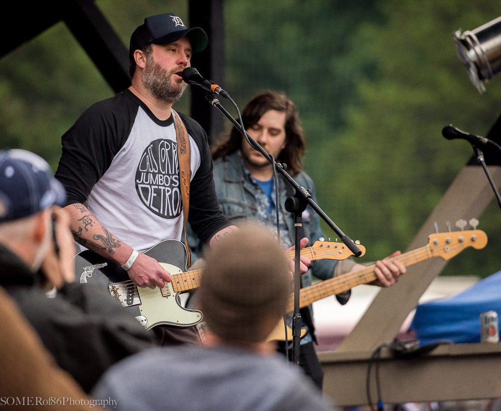 Doop & the Inside Outlaws @ Tyfest 15 in Hell, Michigan | Photo by Robert Somerville