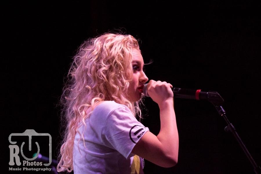 Haley Georgia @ The Fillmore in Detroit, MI | Photo by John Reasoner
