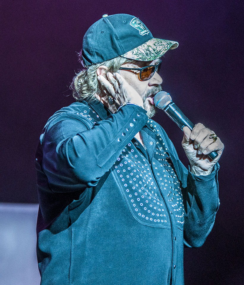 Hank Williams Jr. @ DTE Energy Music Theater | Photo by Josh Kahl