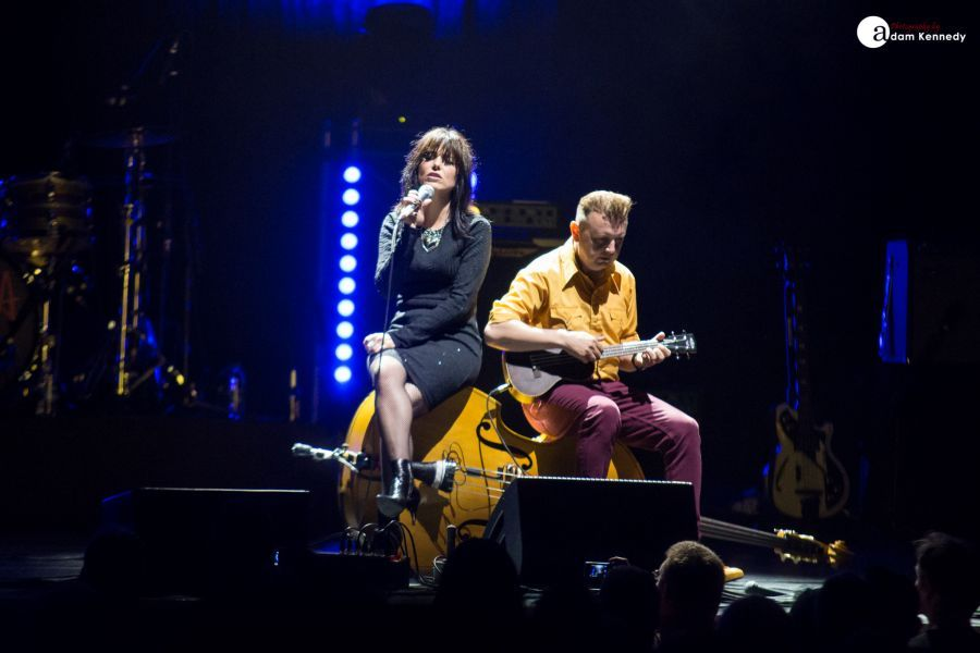 Imelda May@The Sage in Gateshead, UK | Photo by Adam Kennedy