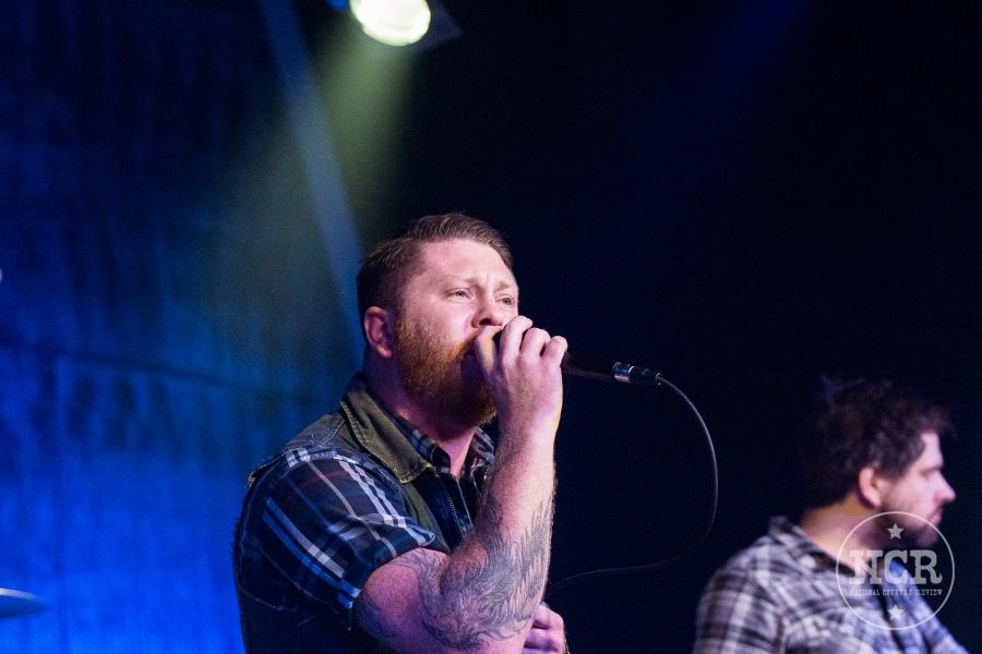 Jared Weeks @ Backroads Saloon in Marshall, MI | Photo by John Reasoner