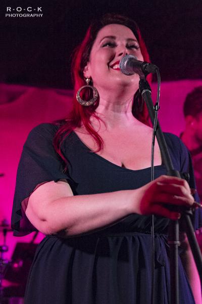 Jess and the Bandits at Louisiana in Bristol, UK | Photo by Becky O'Grady