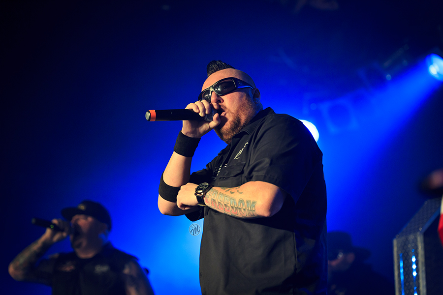 Moonshine Bandits at Realm in Toledo, OH | Photo By Erich Morse