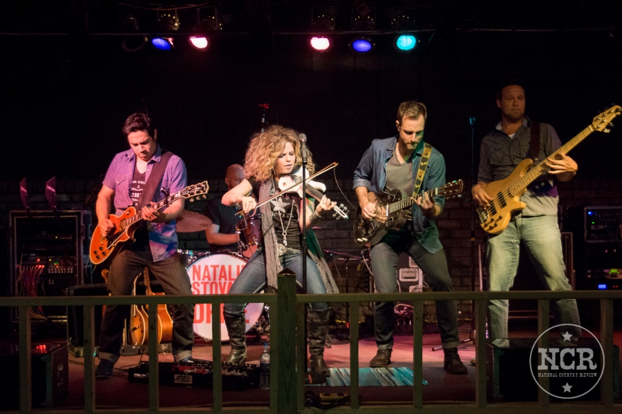 Natalie Stovall and The Drive @ Whiskey Barrel in Lansing, MI   Photo by John Reasoner