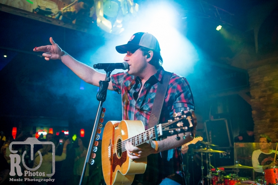 Rodney Atkins @ Tequila Cowboy Lansing, MI | Photo by John Reasoner