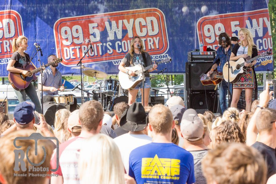 Runaway June @ WYCD Hoedown | Photo by John Reasoner