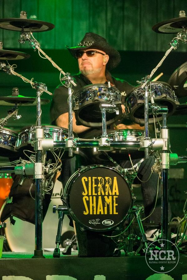 Sierra Shame @ Backroads Saloon in Marshall, MI | Photo by John Reasoner
