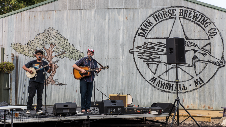 Tom VandenAvond @ Dark Horse Brewing - 20150906