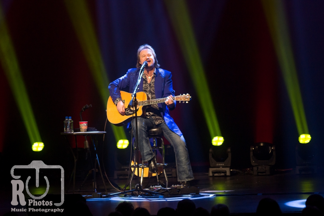 Travis Tritt @ Lerner Theatre Elkhart, IN | Photo by John Reasoner