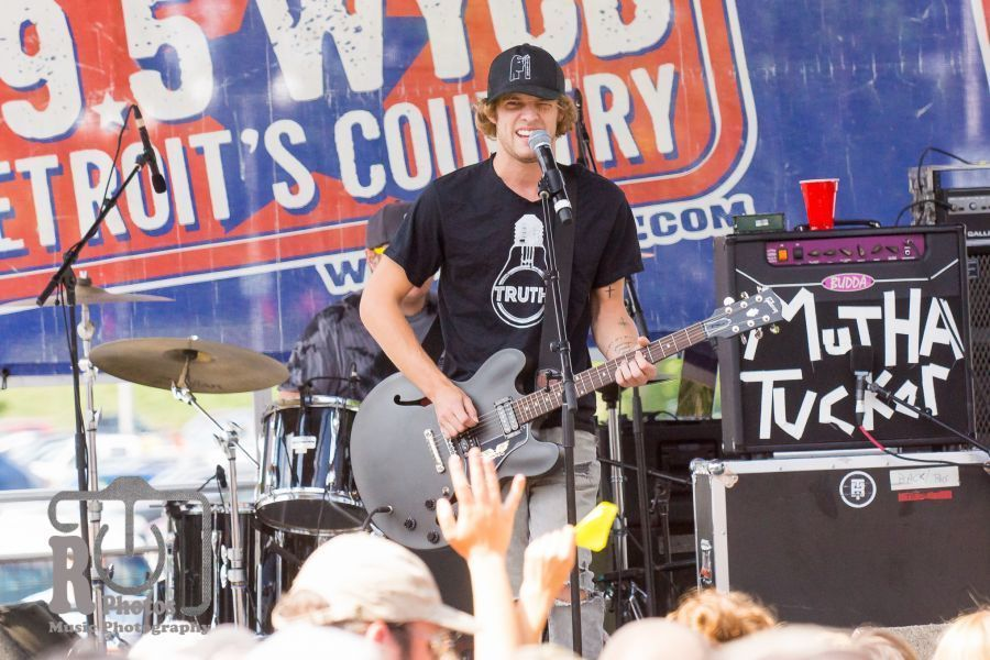 Tucker Beathard @ WYCD Hoedown | Photo by John Reasoner