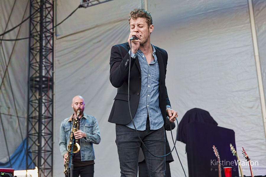 Anderson East @ FirstMerit Bank Pavilion, Chicago | Photo By Kirstine Walton