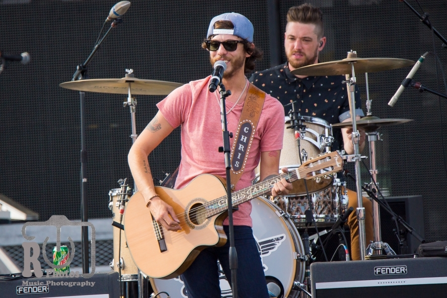B-93 Birthday Bash 24 (Chris Janson) @ US 131 Motorsports Park in Martin, MI | Photo by John Reasoner