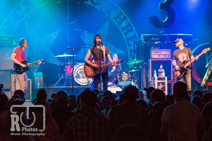 Brent James & The Vintage Youth @ The Intersection in Grand Rapids, MI | Photo by John Reasoner