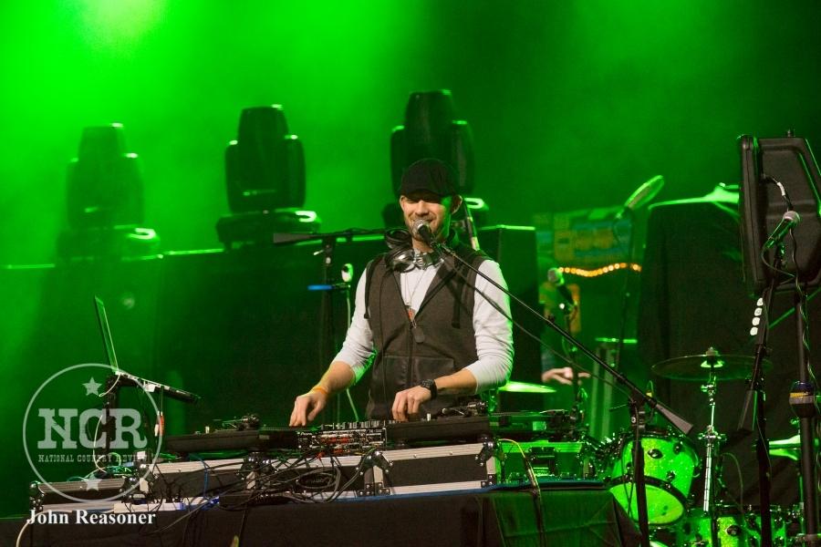 DJ Jay Vee @ The Intersection in Grand Rapids, MI | Photo by John Reasoner