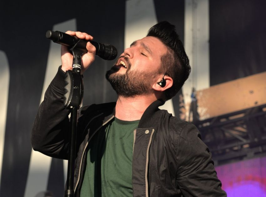 Dan + Shay at Gexa Energy Pavilion in Dallas, TX