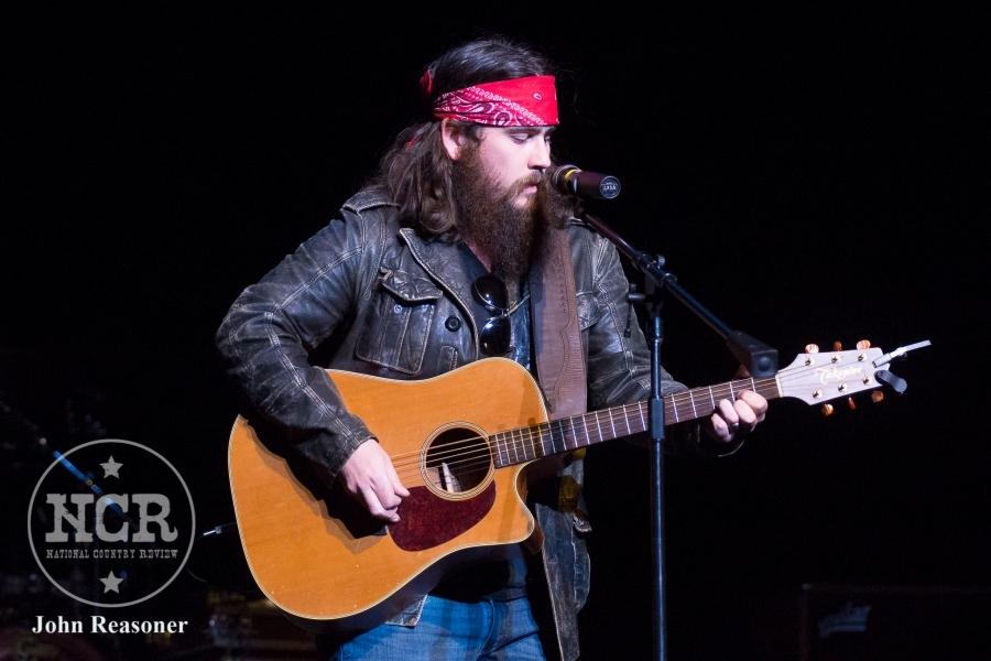 Matt Mason @ The Lerner in Elkhart, IN | Photo by John Reasoner