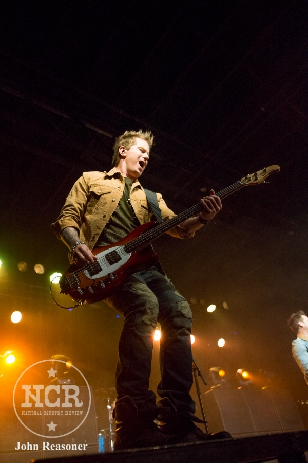Parmalee @ The Intersection in Grand Rapids, MI | Photo by John Reasoner