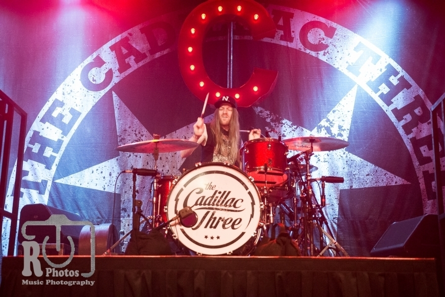 The Cadillac Three @ The Intersection in Grand Rapids, MI | Photo by John Reasoner