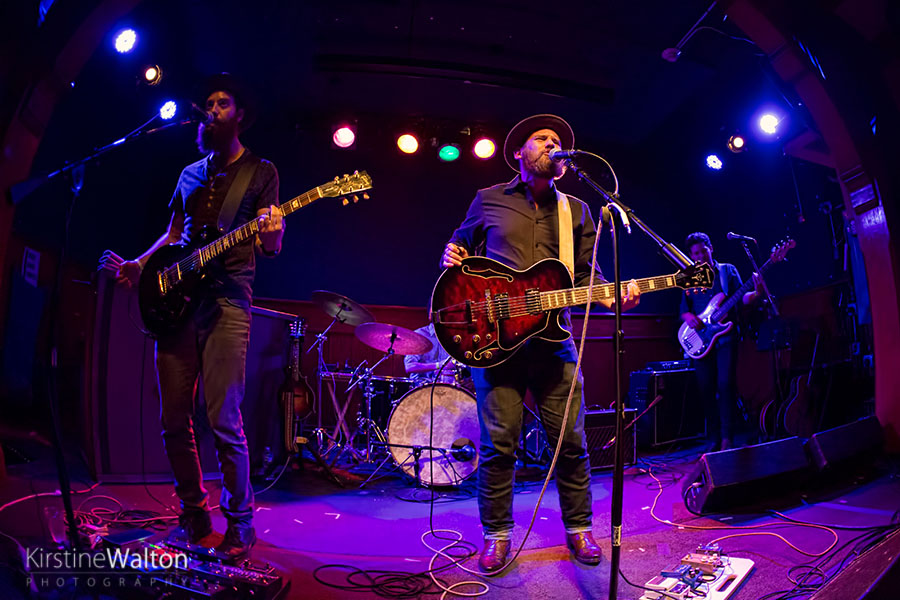 The Roosevelts @ Scubas, Chicago | Photo By Kirstine Walton