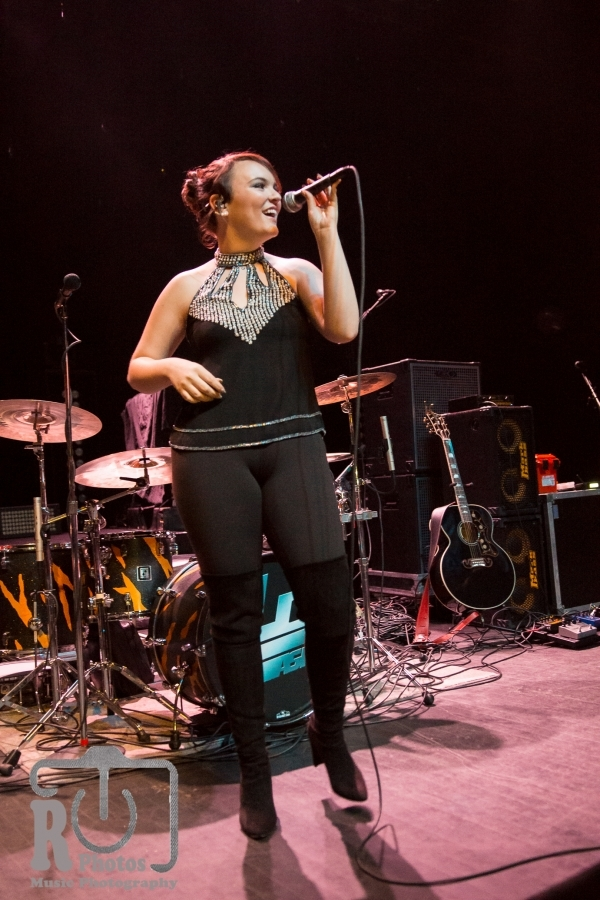 Abi Ann @ The Fillmore Detroit, MI | Photo by John Reasoner