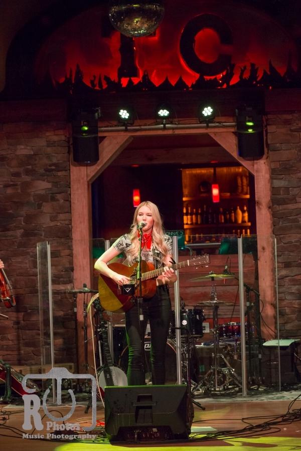 Ashley Campbell at Tequila Cowboy in Lansing, MI | Photo by John Reasoner