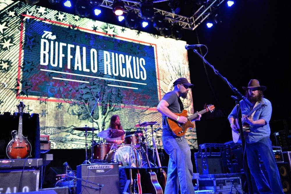 Buffalo Ruckus @ Gas Monkey Live in Dallas