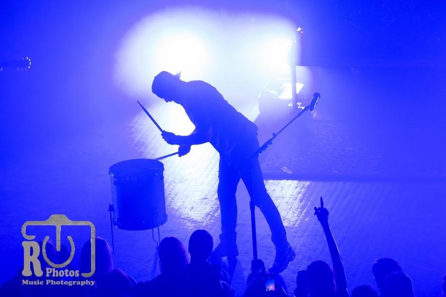 Canaan Smith @ The Fillmore in Detroit, MI | Photo By John Reasoner