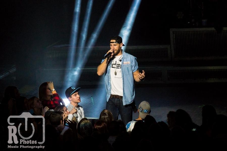 Chase Rice @ The Fillmore in Detroit, MI | Photo by John Reasoner