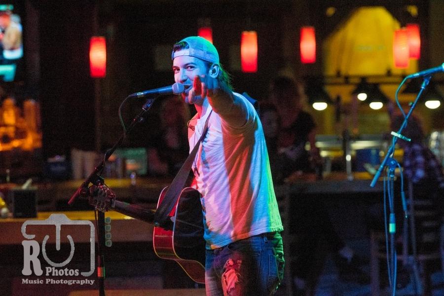 Chris Bandi at Tequila Cowboy in Lansing, MI | Photo by John Reasoner
