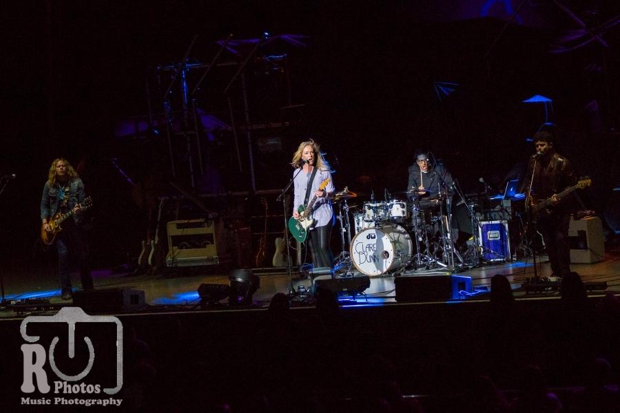 Clare Dunn @ Miller Auditorium in Kalamazoo, MI   Photo by John Reasoner