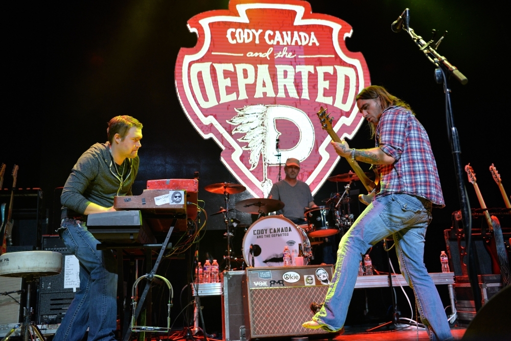 Cody Canada @ Gas Monkey Live in Dallas