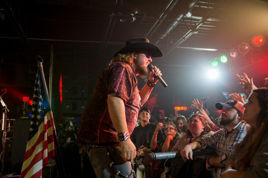 Colt Ford @ The Machine Shop in Flint, MI | Photo by John Reasoner